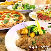淡路町店6000円コース写真