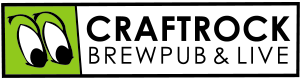 CRAFTROCK BREWPUB&LIVEロゴ