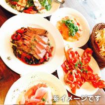 虎ノ門店4000円コース写真